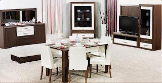kilim nora yemek odasi takimi Tepe Home mobilya yemek odası takımları modern ve estetik