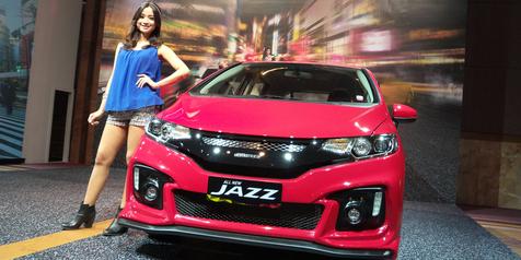Di Bulan Juli Penjualan Jazz Bikin Honda Tersenyum