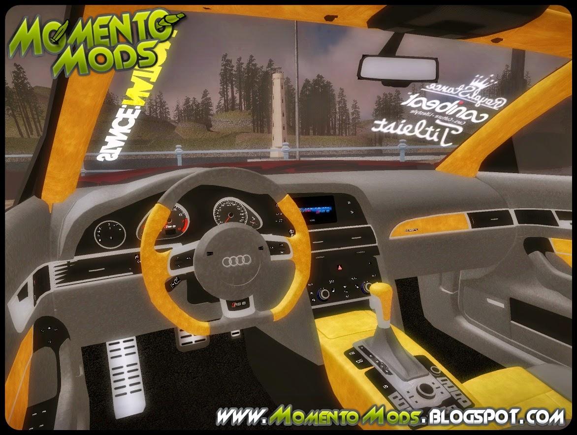 GTA SA - Audi Avant R-S6 LowStance