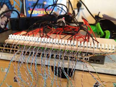 Conexões de rede e energia