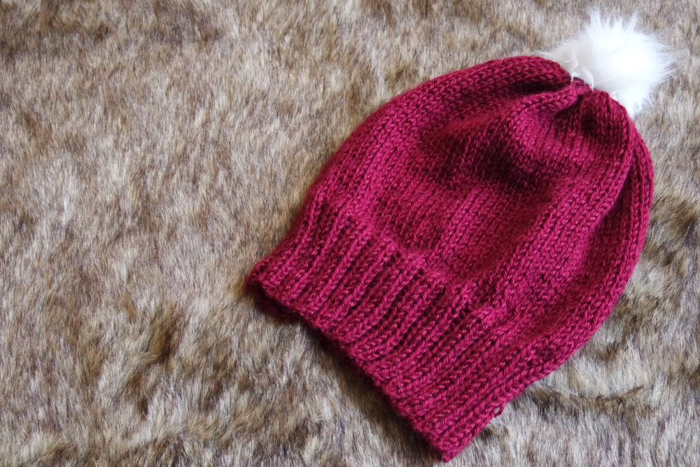 How To Knit A Hat Pattern