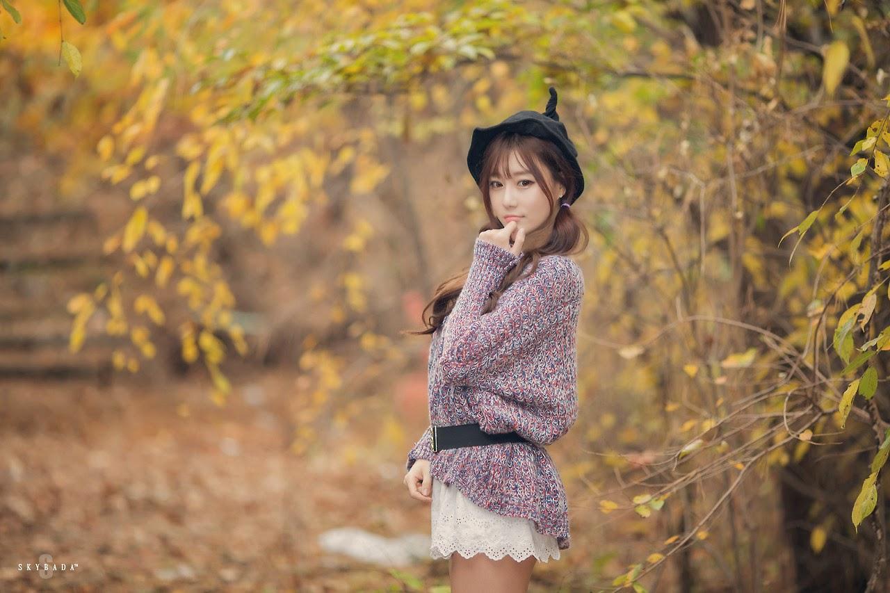 Choi Seul Ki Autumn Cutie