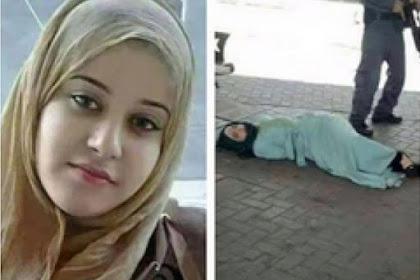 Kejam! Video Tentara Israel Tembak Wanita Palestina di Terminal Tersebar