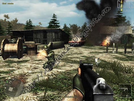 Free Download Games - Chernobyl Terrorist Attack