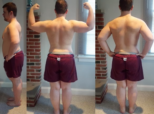 After Insanity / Before Insanity: The Asylum - 233 lbs