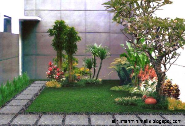 Desain Taman Depan Rumah 10