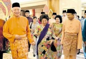 Komen 50 sen Terhadap Tun Mahathir