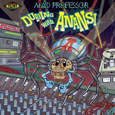 MAD PROFESSOR - Dubbing With Annansi