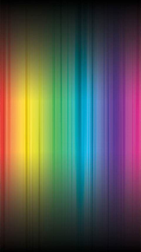 Nokia N9 Wallpapers Colour Color, Rainbow color vertical