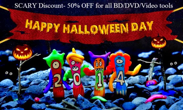 Halloween SCARY Discount
