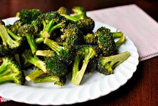 الخضروات الخضراء والصليبية مهمة للمخ