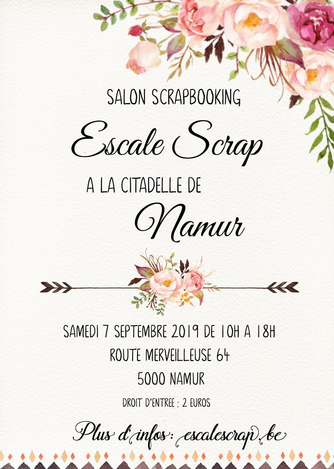 Salon Escale Scrap