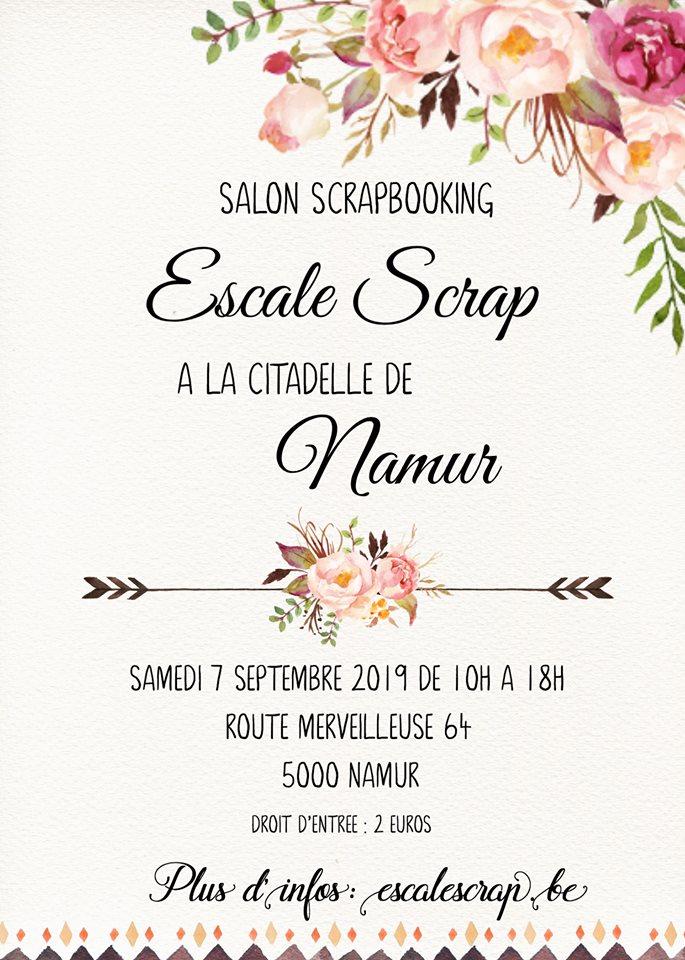 Salon Escale Scrap