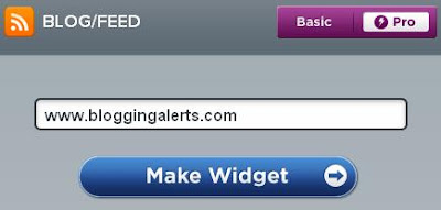 Widget Button