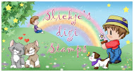 Awesome Free Digi Stamps