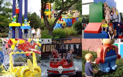 Legoland Play Area Legoland Denmark