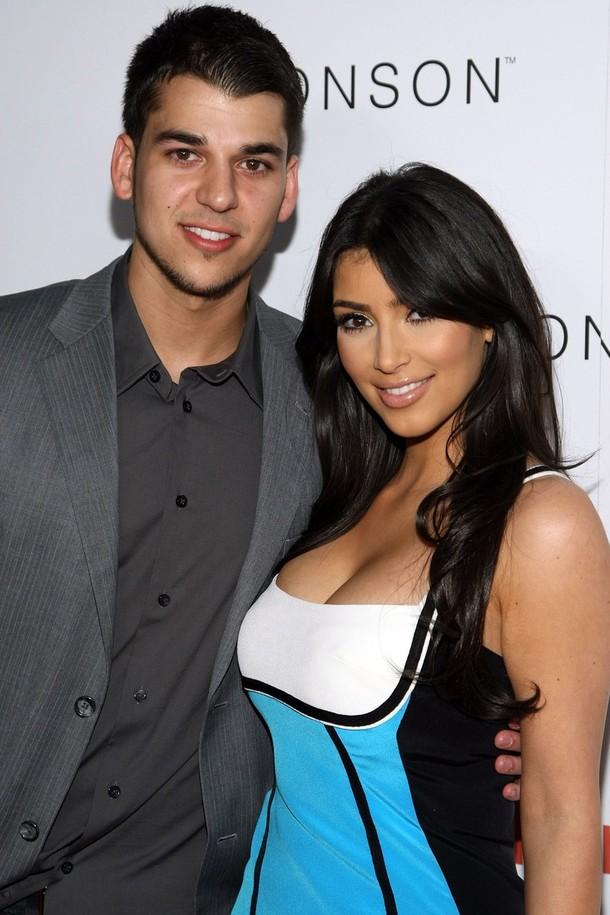 who is rob kardashian dating adrienne bailon