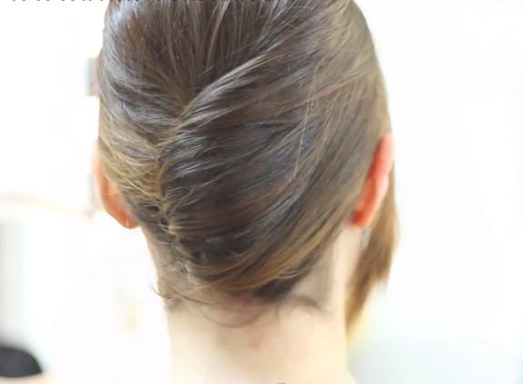 peinados de recogidos fciles para cabello corto with ver peinados para pelo corto