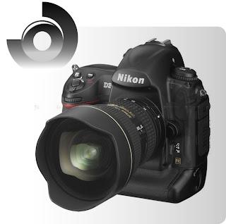 qualidade camera nikon