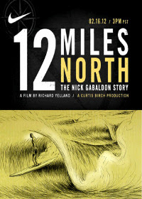 12 Miles North: The Nick Gabaldon Story