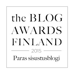 The Blog Awards Finland Voittaja 2015: