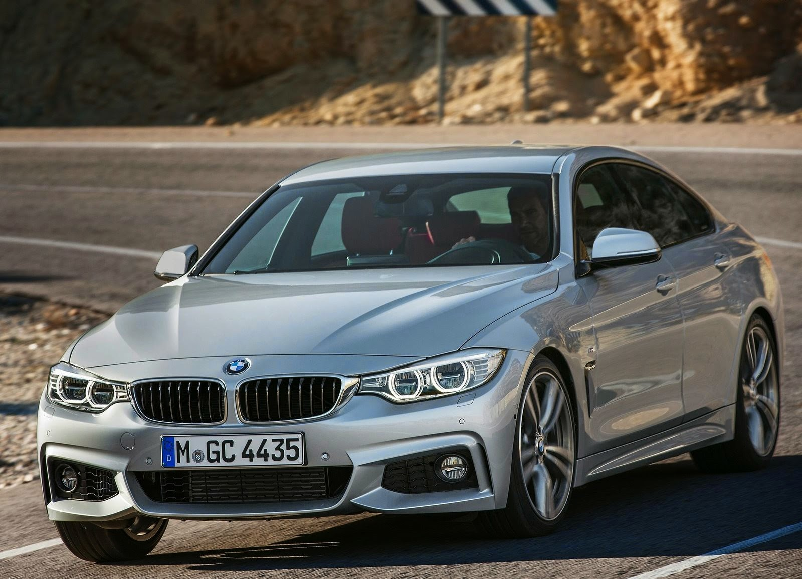 All-New BMW 4-Series Gran Coupe -The ultimate 4-door Coupe ...