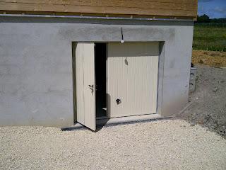 Porte garage basculante bois - Porte de garage basculante bois ...