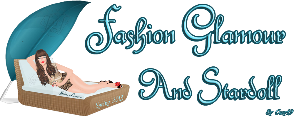 Fashion, Glamour & Stardoll