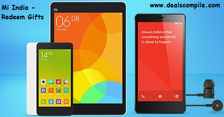 Xiaomi Customers - Redeem Free Screen Protector