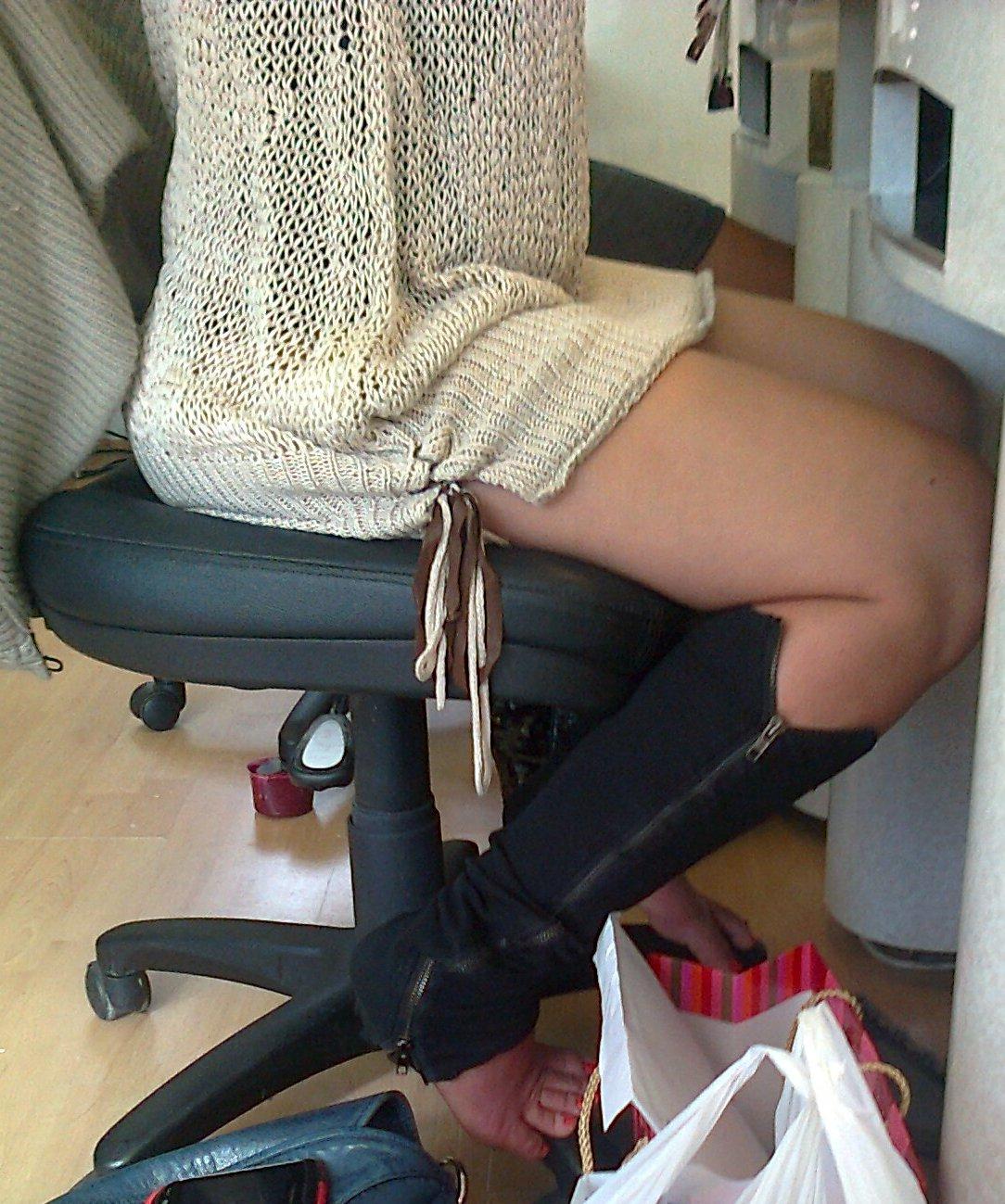 School Shoes Trample Slave