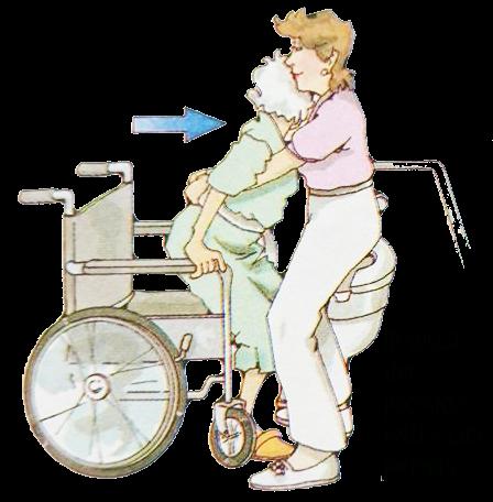 Drcolumna levantando a los pacientes de la silla de ruedas for Silla oficina hernia discal