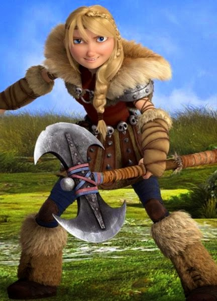 Ashensky cosplay astrid how to train your dragon 2 ccuart Image collections