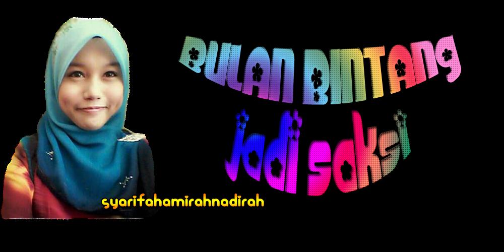BulanBintangJadiSaksi