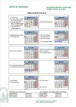 CALENDARIO ESCOLAR 2.015/2.016