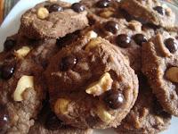 Resep Kue Kering Choco Chips Kacang Mede Enak Dan Renyah