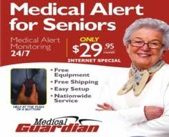 THE MEDICAL GUARDIAN ALERT