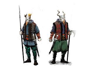 the witcher 3 wild hunt concept art 2 The Witcher 3: Wild Hunt   Concept Art