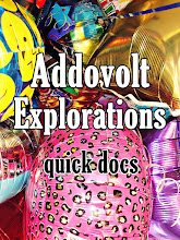 """Addovolt Explorations"" quick docs (ongoing)"