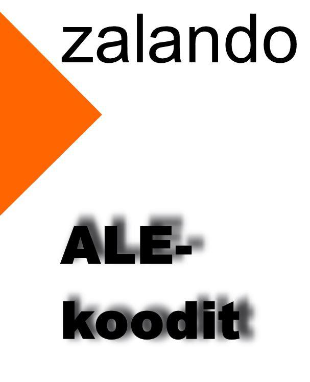 Zalando alennuskoodi 10 pesänselvittäjän palkkion maksaminen c67857a36d
