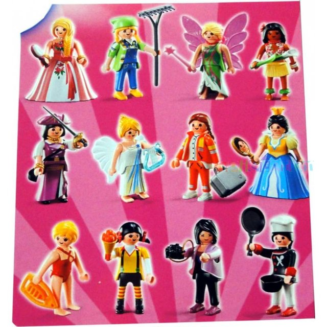 Toyriffic Playmobil Fi Ures Series 4 Coming Soon
