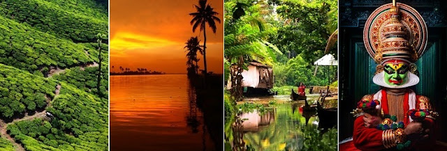 Kerala- A land of dreams