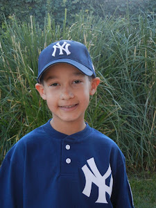 Grandson Noah Age 7