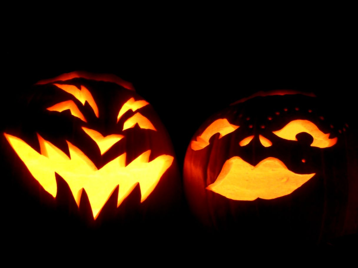 Halloween pumpkin carving wallpaper wallpaper gallery Pumpkin carving designs photos