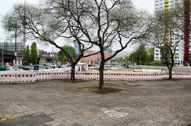 Baustelle Holzmarktstraße 3, 10179 Berlin, 11.04.2014