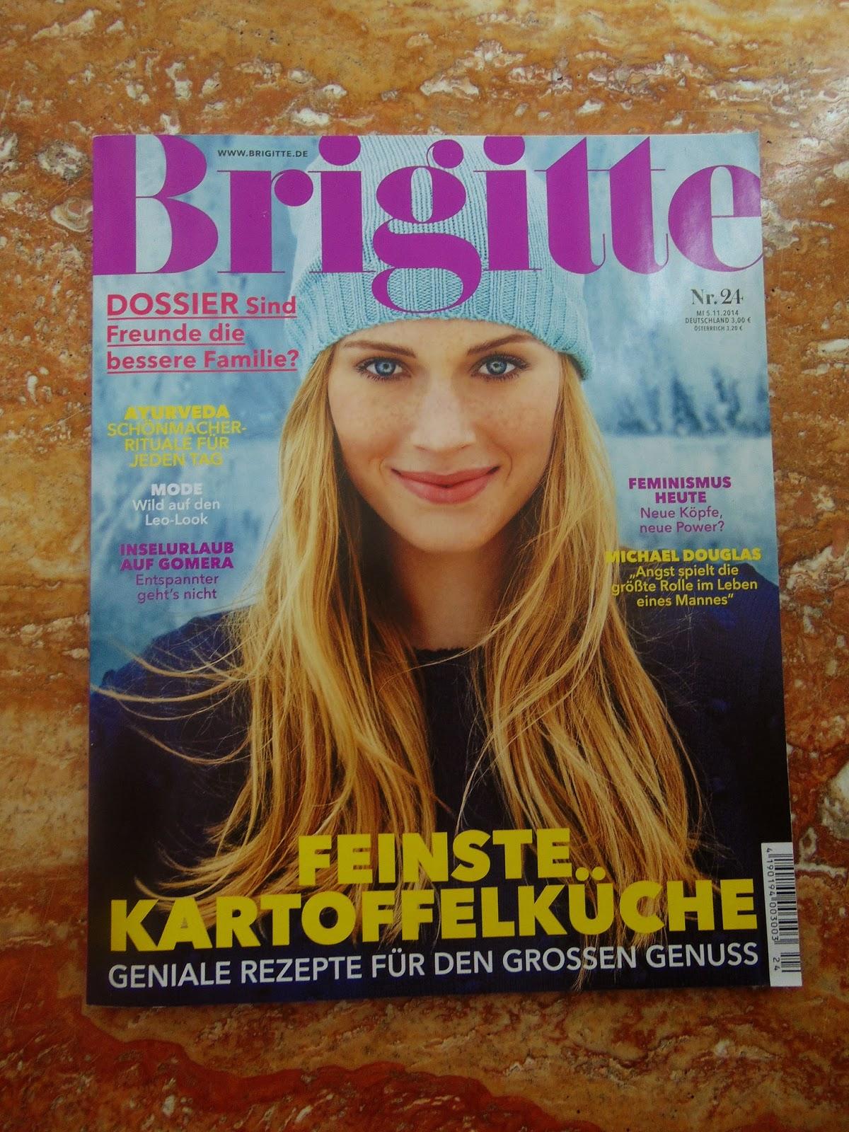 Zeitschrift: Brigitte - www.annitschkasblog.de