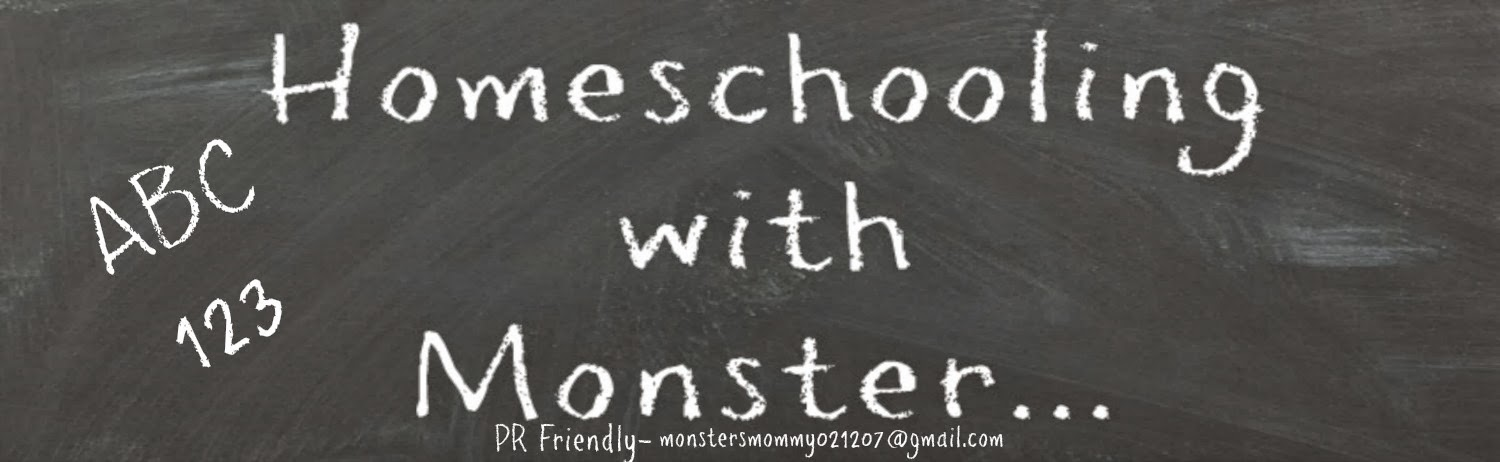 Homeschooling With Monster