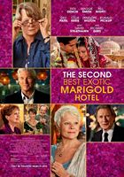 The Second Best Exotic Marigold Hotel 2015 DVDRip Latino