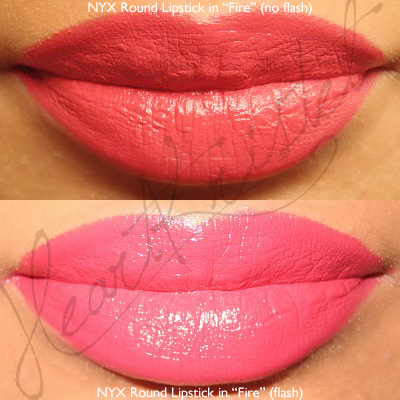 HEART ♥ KRiSTEL'S BEAUTY BLOG: NYX LIPSTICK SWATCHES (DOLL ...