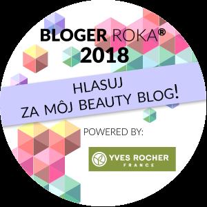 Hlasuj za môj blog