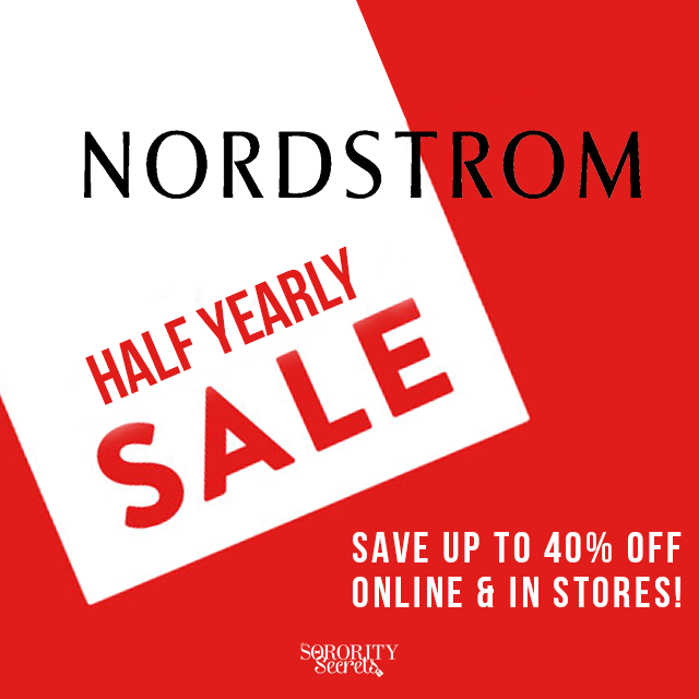Please tell us you know about Nordstrom s Half Yearly Sale going on right  now ! We kind of live for this half yearly sale and are so pumped that it  falls on ... f4f19d78208